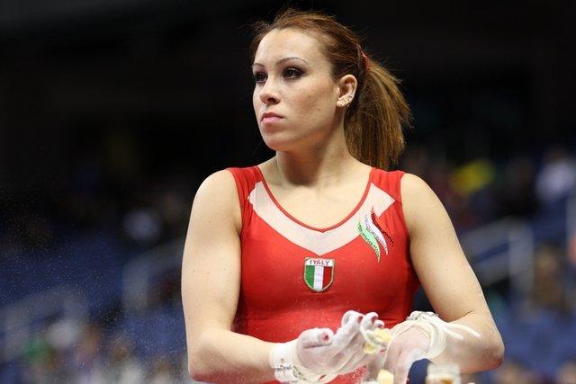 Hot Women In Sport: Vanessa Ferrari