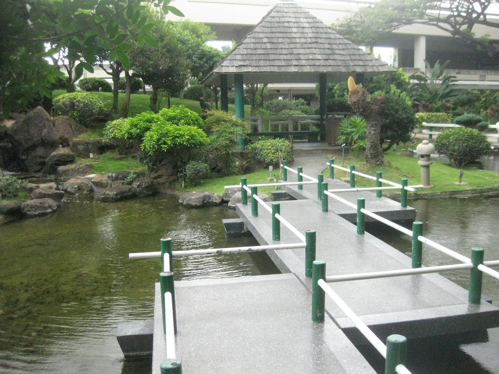 other gardens honolulu airport japanese and chinese gardens - Seattle Chinese Garden
