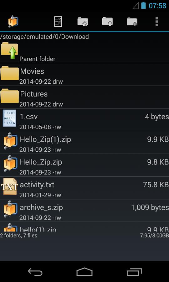 03 - Cara Membuka File RAR dan ZIP di Android
