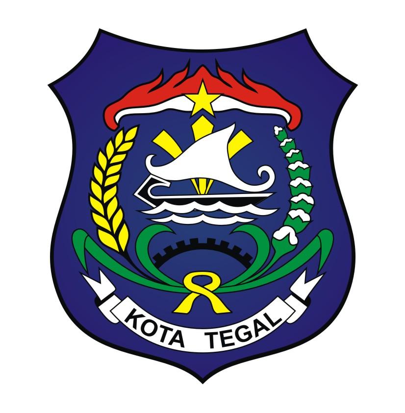 logovectorcdr logo kota tegal