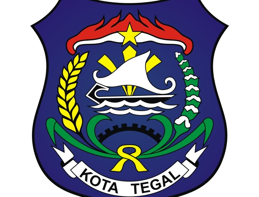 LogoVECTORcdr: Logo Kota Tegal
