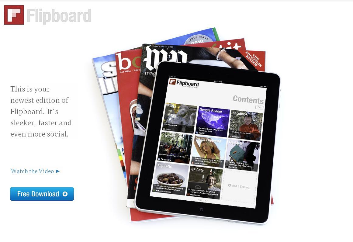 Download Flipboard Untuk Android