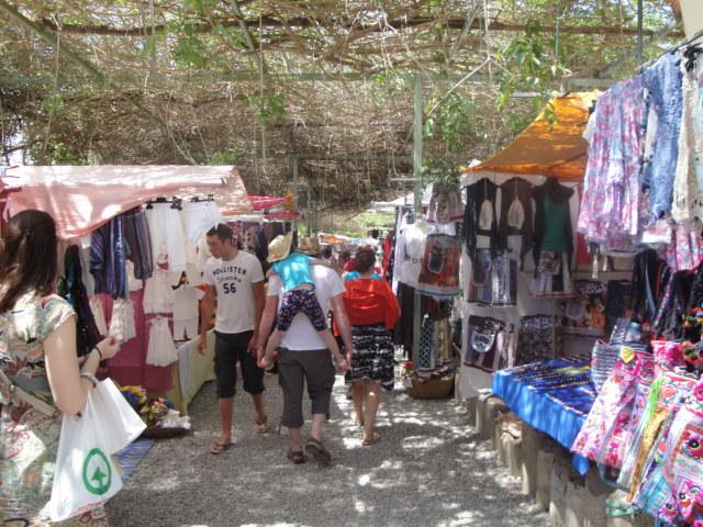 Ibiza - Hippie Market