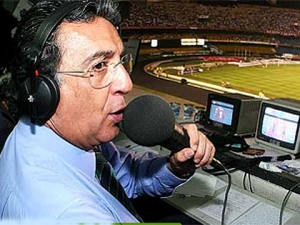 Galvão Bueno elogiando o futebol nordestino?! hahaha