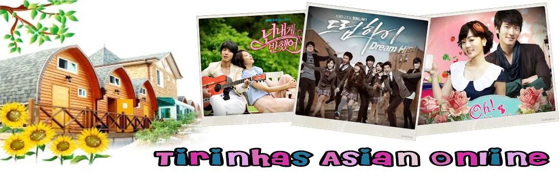 ♥ Tirinhas Asian Online ♥