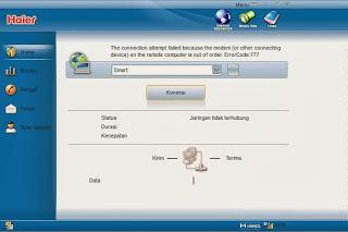 Cara mengatasi ErrorCode 777 pada Modem USB