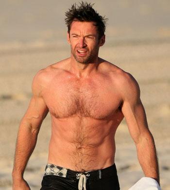 """Hugh Jackman Musculation grégory capra: l'entraînement de hugh jackman pour """"real steel"""""""