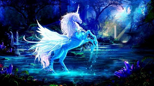 Seres Mitológicos: Unicornio