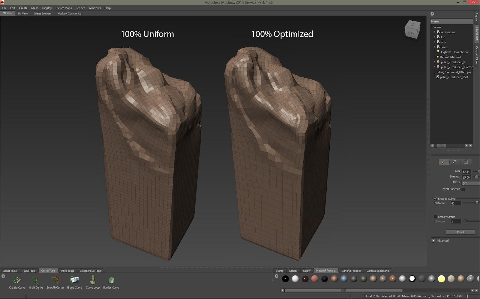 Zbrush Vs Mudbox polysculpture.com: Aut...