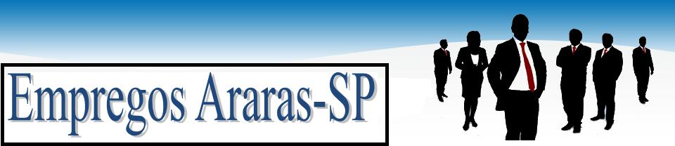 Empregos Araras-SP