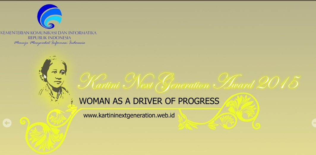 Finalis Of Kartini Next Generation 2015