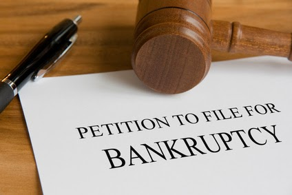 Filing for A Bankruptcy