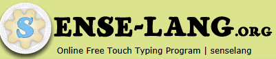 Sense Touch Typing Learn Touch Typing Basics