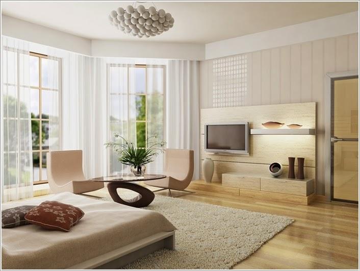 Chambre à coucher avec des palettes neutresimage source dollarblue