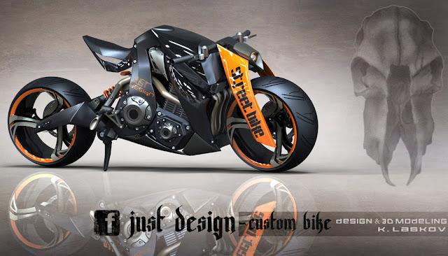 Mercenary Garage Design Dublin Ireland Custom Motorcycle