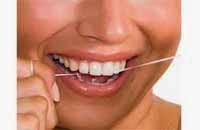 hilo dental higiene bucal