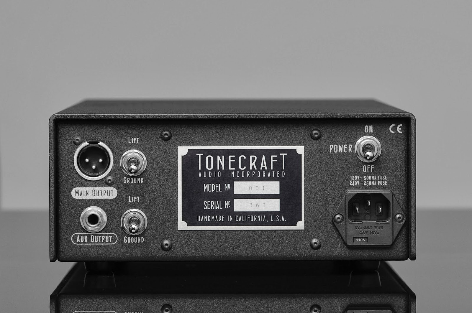 Gary Noble Show The Tonecraft 363 Tube Direct Box Passive 2band Baxandall Tone Control Circuit Color As Well It Has Tons Of Gain 40db And Dual Outputs 2 Band Eq With 20db Boost Cut Along A Bypass Switch Is Nice Addition