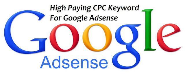 Google AdSense High Paying Keywords 2015 (Updated)