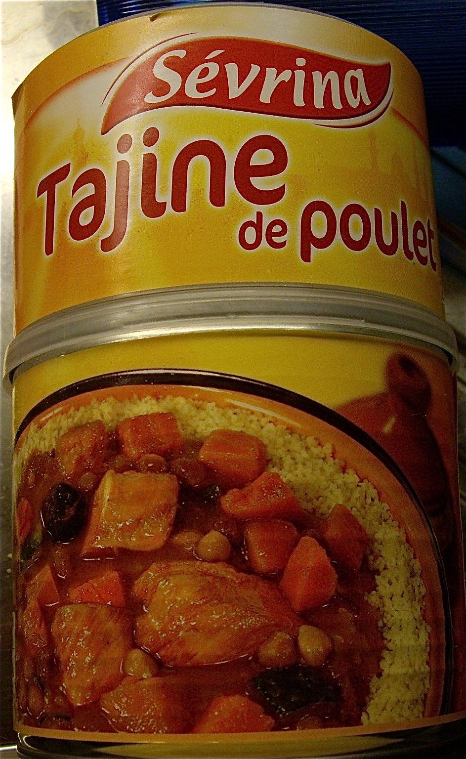 Enjoy - Food & Travel: Sévrina Tajine de Poulet - hardly a ...
