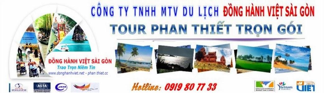 TOUR DU LỊCH PHAN THIẾT TRỌN GÓI