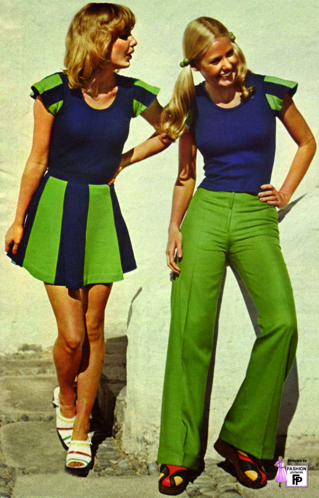 1970 clothing styles fashion