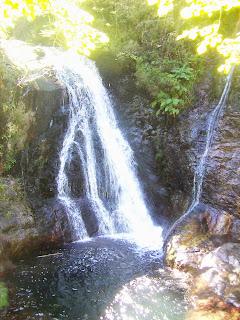Sobrescobio, Ruta del Alba, río Llaimo