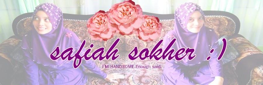 Safiah Sokher :)