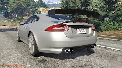 Baixar carro Jaguar XKR-S GT 2013 Para GTA V