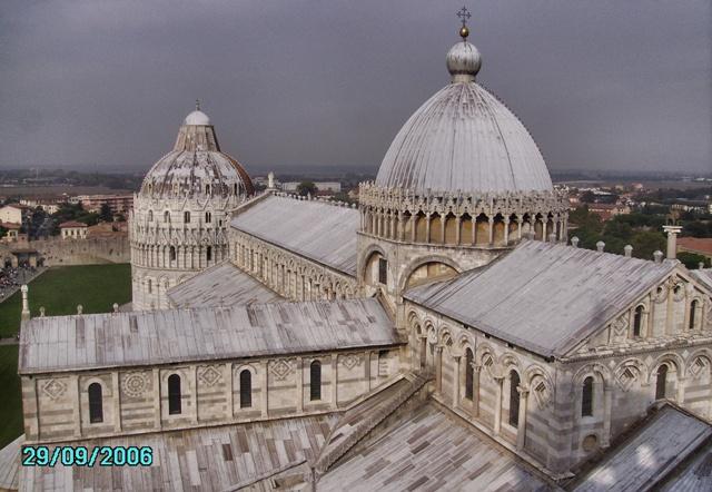 Que ver en Pisa en un día aparte de la Torre Inclinada