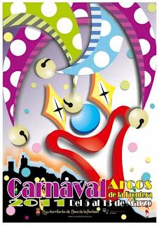 Arcos de la Frontera carnaval 2011