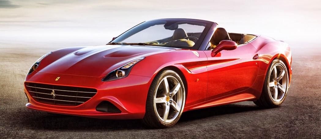 Ferrari California T using Turbocharged revealed