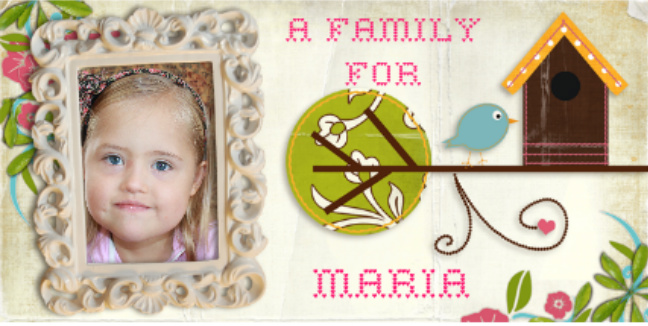 A Family for Maria