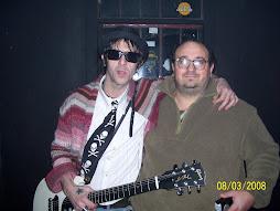 Rock y blues en una noche en el Teatro