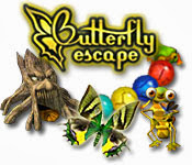 เกมส์ Butterfly Escape