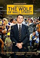 Carátula del DVD El lobo de Wall Street