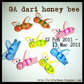 GA dari honey bee