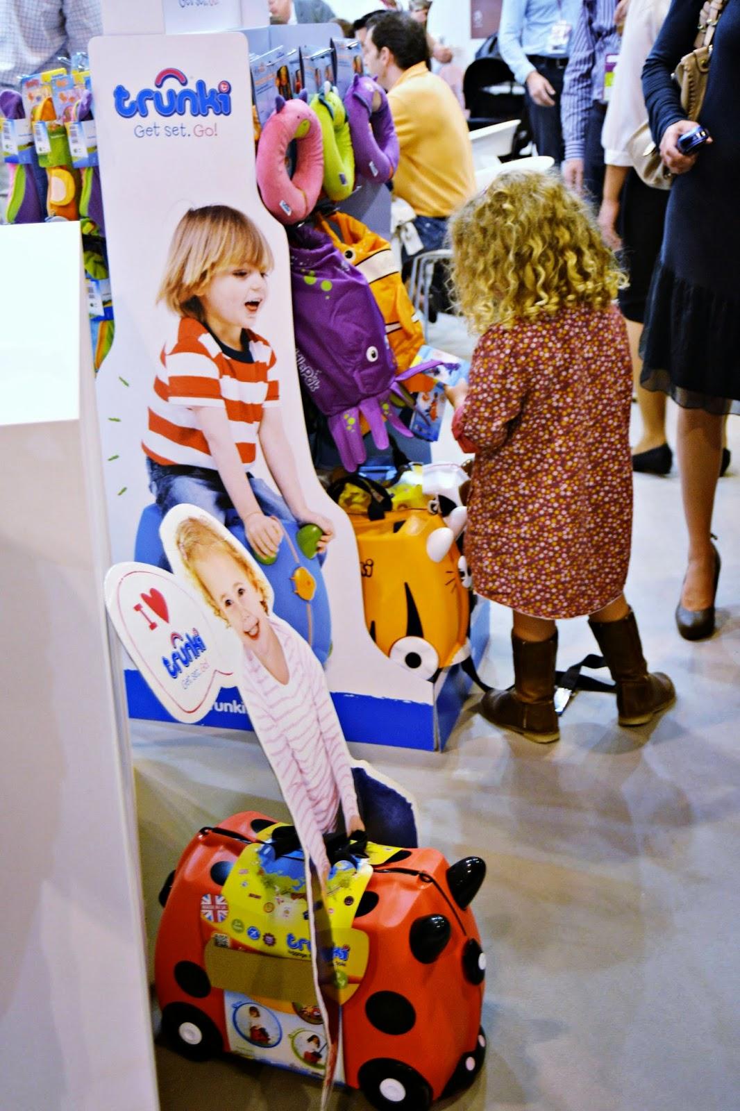 Feria Puericultura Madrid 2014 Bloggers Day blog infantil mama de noa