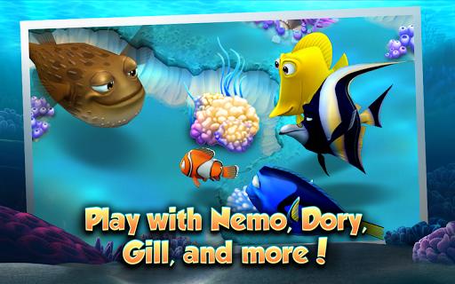 Telugu Dubbed English Finding Dory English Movies Nemo%2527s+Reef3