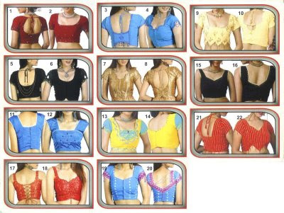 Blouse Designs 2011 Images | Catlog of Blouse Neck New Designs 2011
