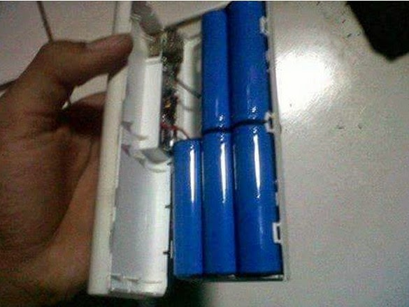 PowerBank Palsu