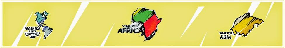 Viaje por África