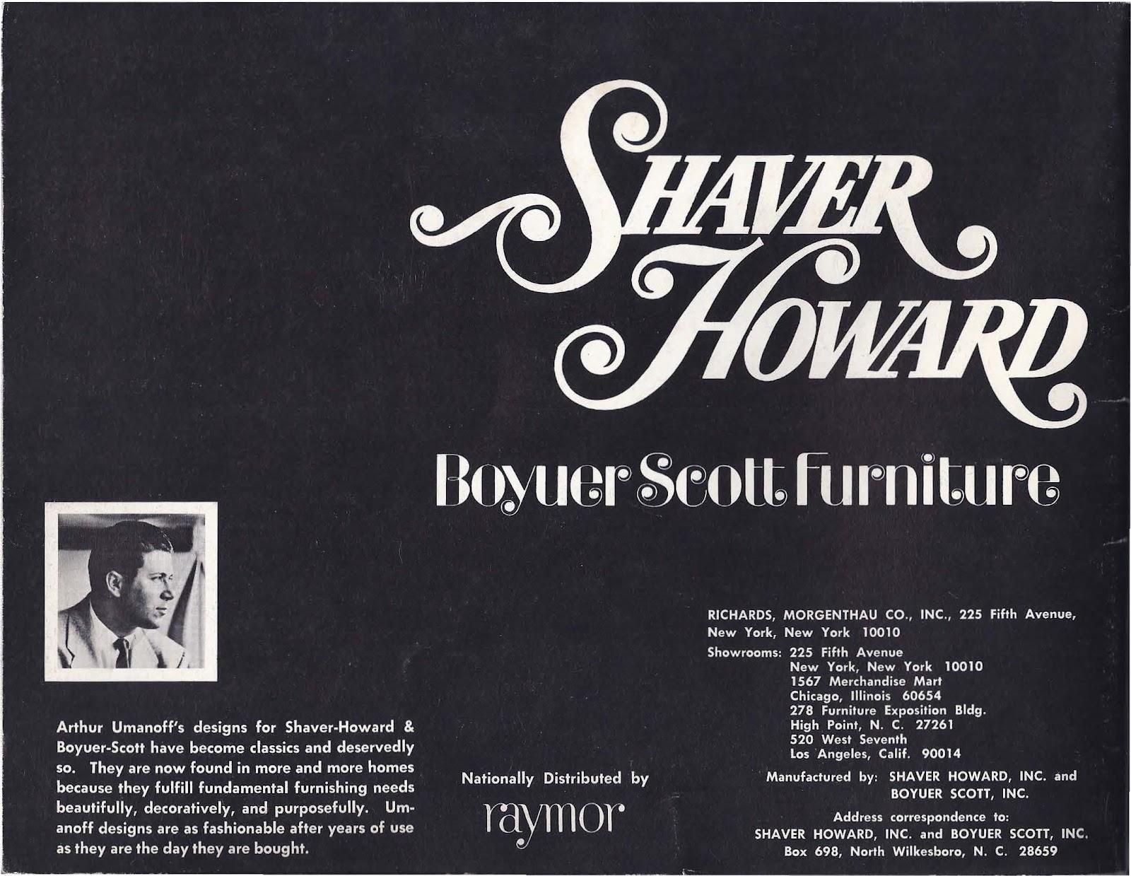 Shaver Howard Furniture Company