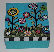 ~Whimsical Flower Box~