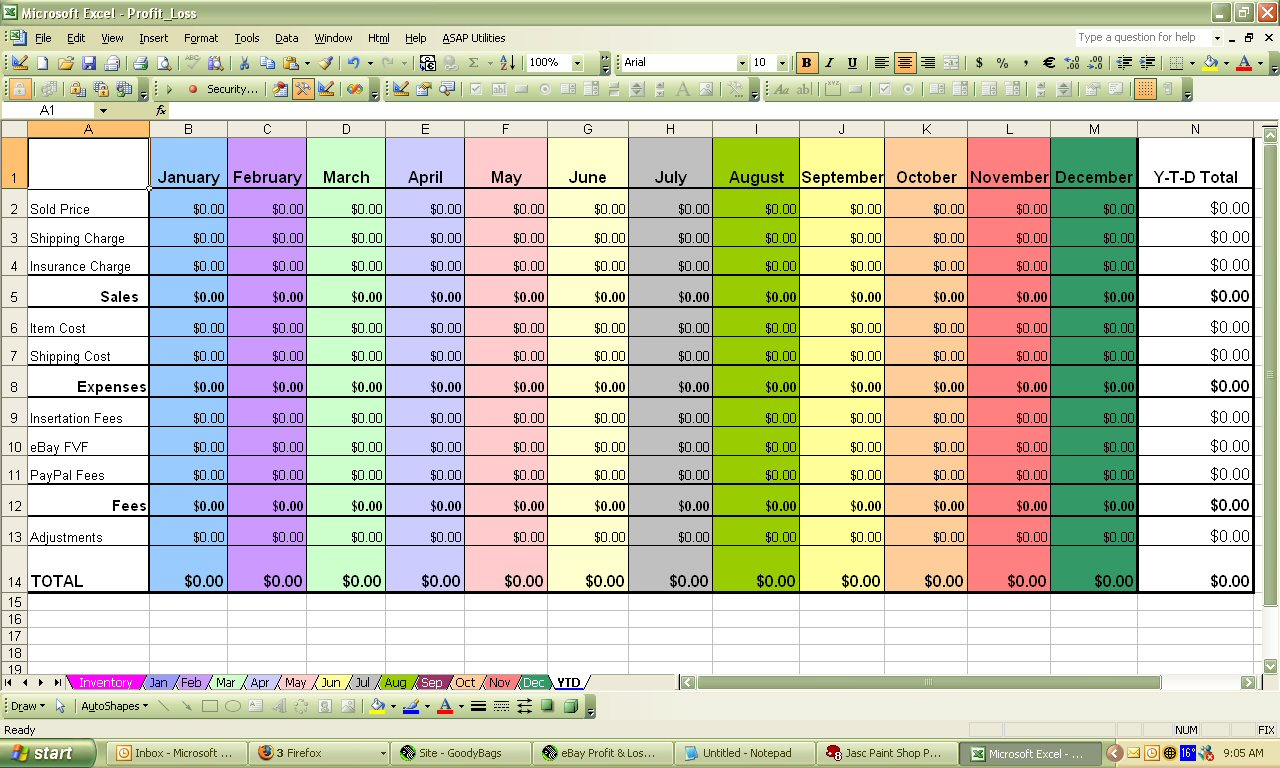 excel tracking spreadsheet template .