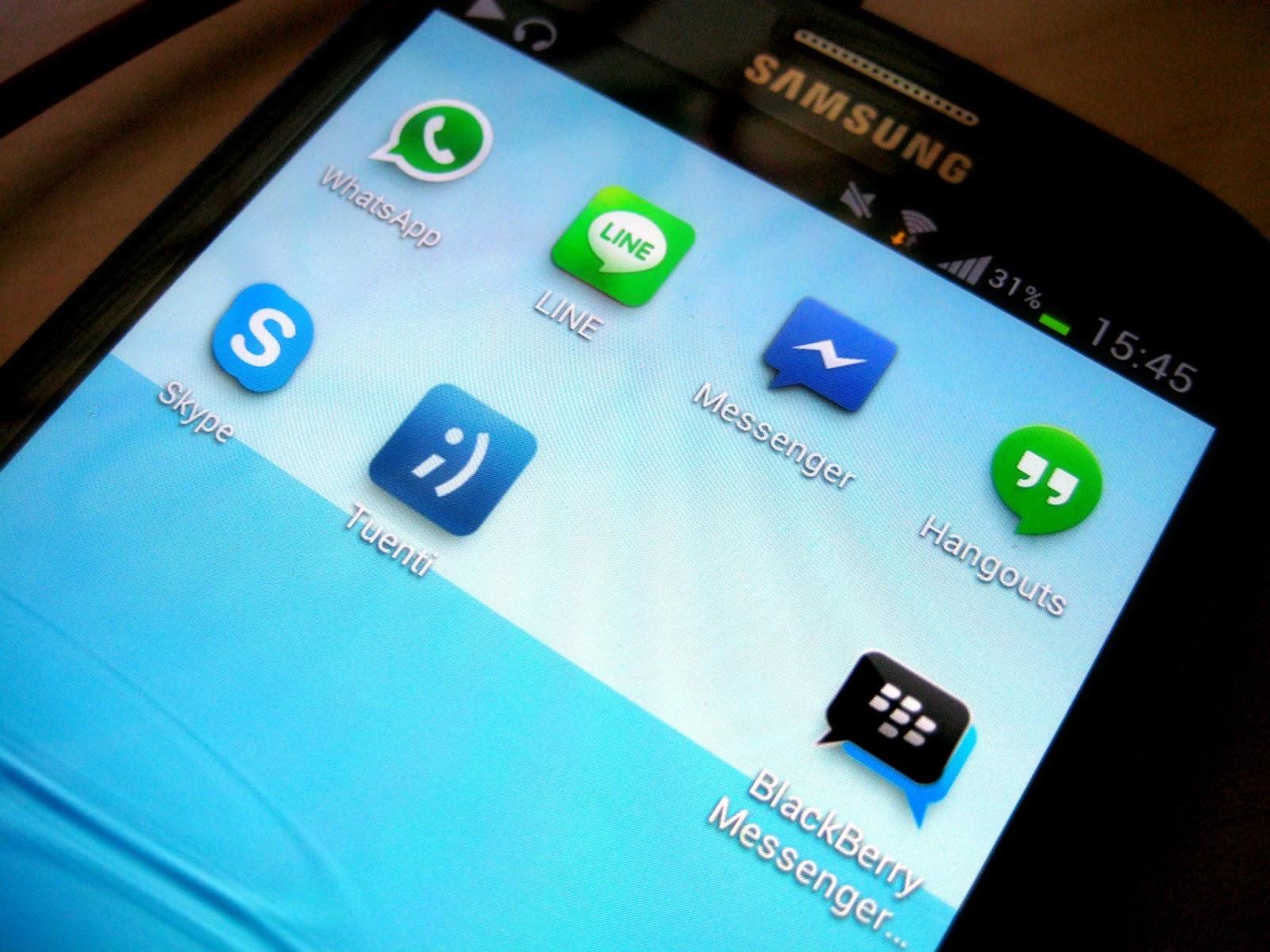 BlackBerry Akan Mengembangkan Pasar Dengan Aplikasi Gingerbread BBM