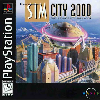 Free Download Sim City 2000 PSX ISO Full Version For PC ZGASPC