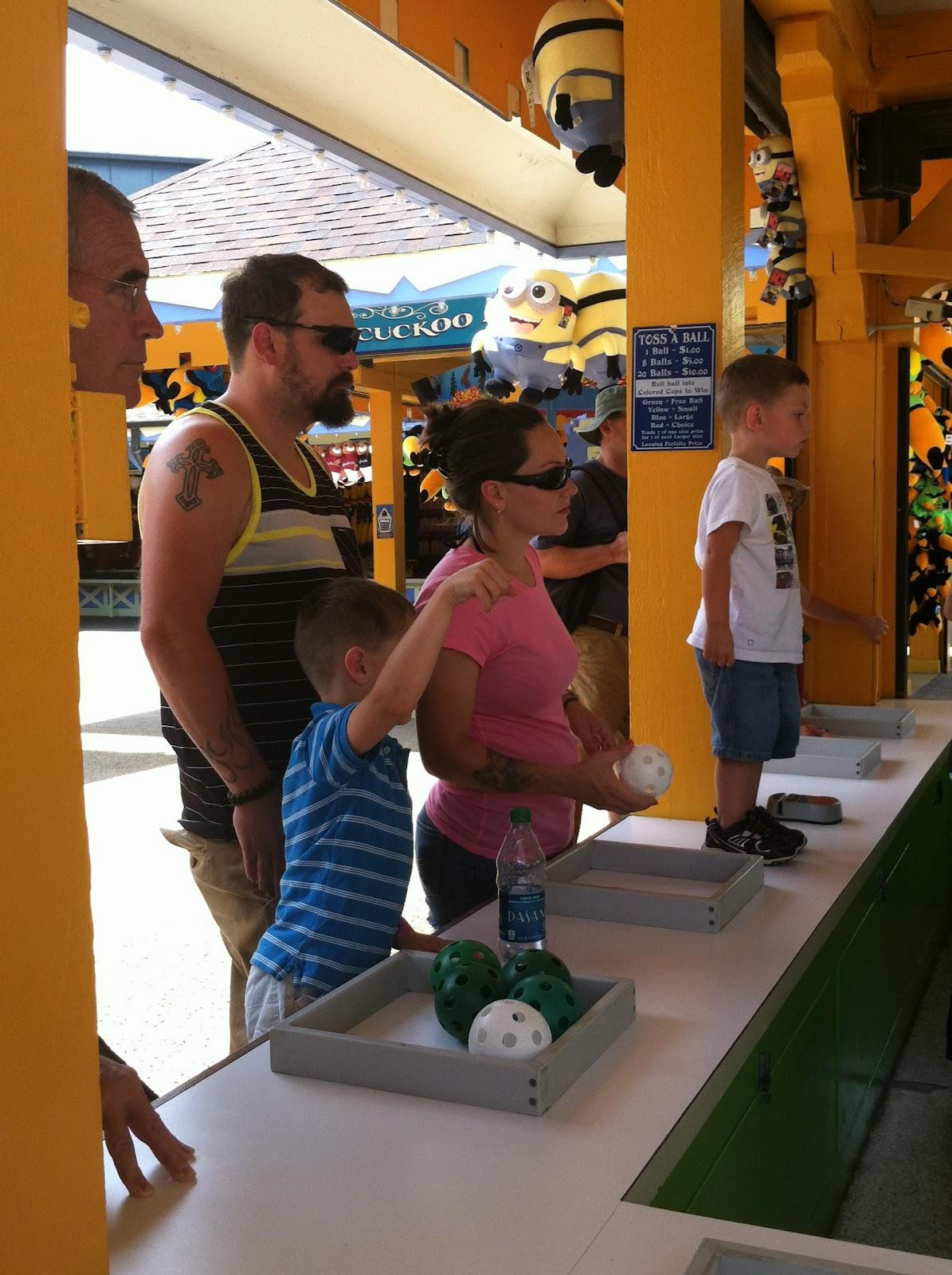 Busch Gardens, Virginia - The Everyday Home
