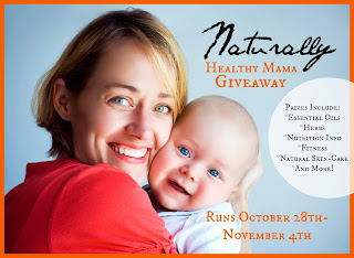 Naturally Healthy Mamma Giveaway