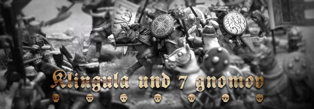 Klingula und 7 gnomov