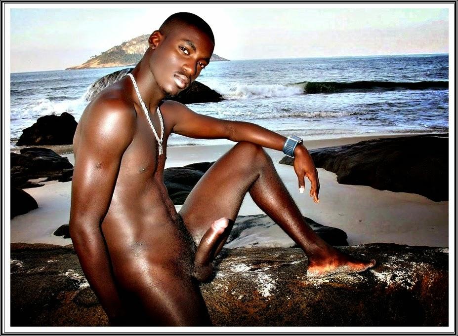 Um Negro Lindissimo... Perfeito